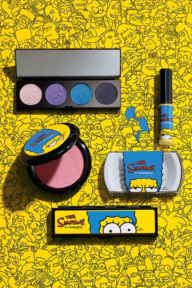 MAC-Simpsons-makeup-collection