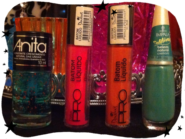 Comprinhas na Perfumaria X)